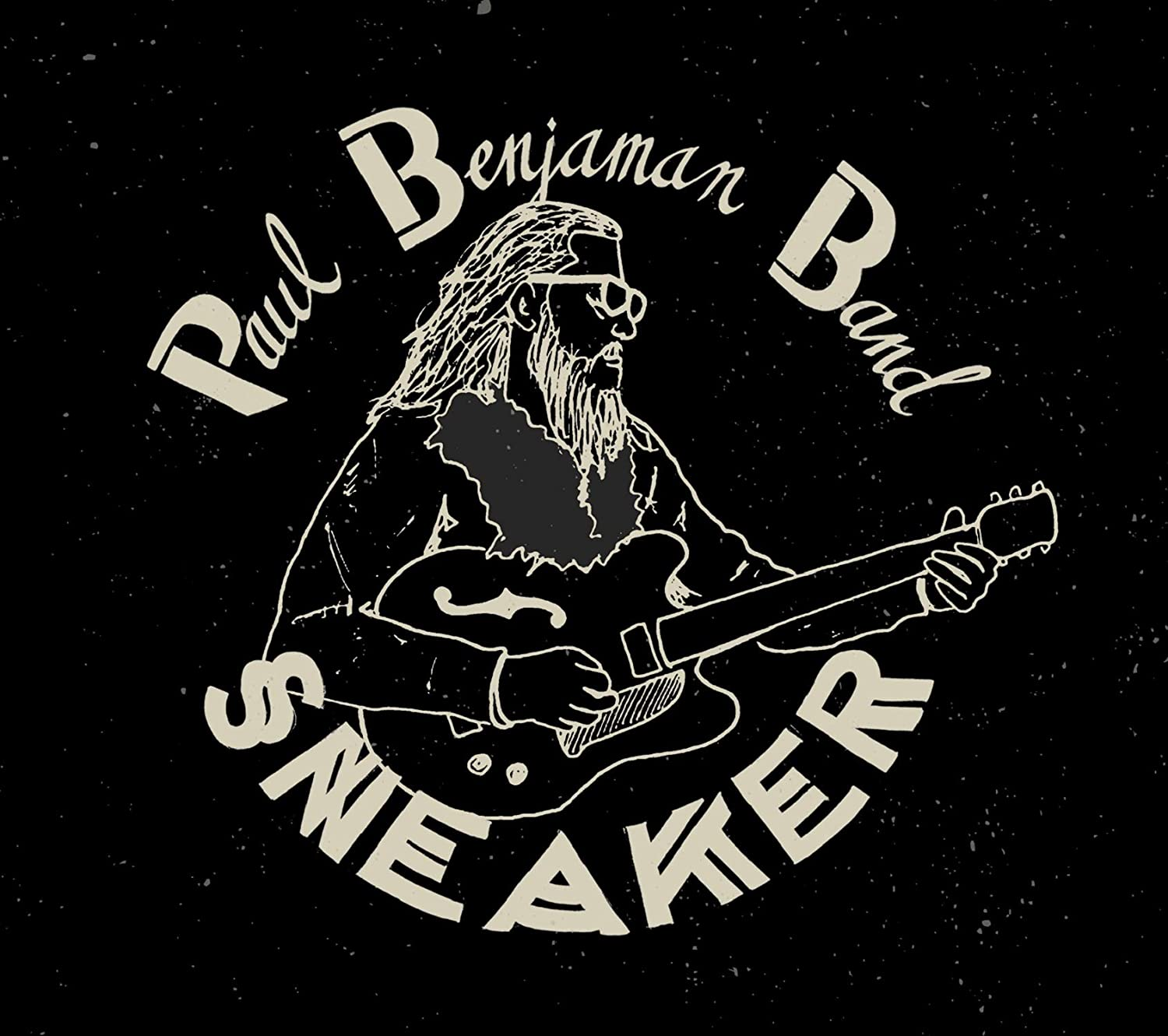 Paul Benjamin Band - Sneaker LP