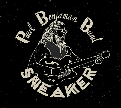 Paul Benjamin Band - Sneaker CD
