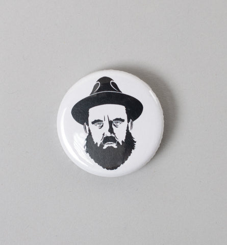 "Center for Public Secrets ""Lee Roy"" Button"