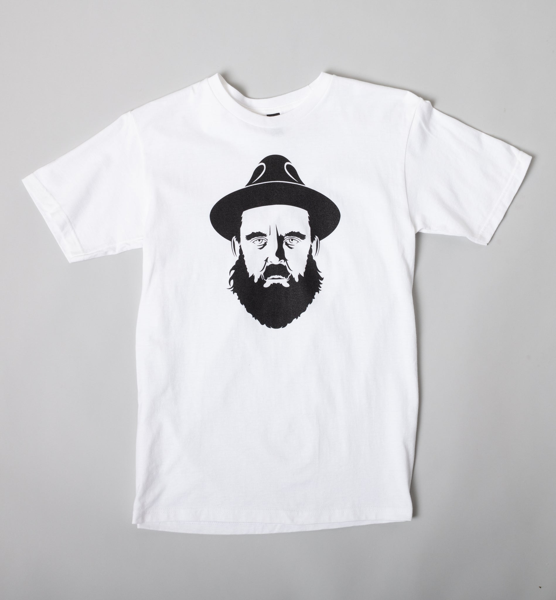 "Unisex CfPS ""Lee Roy"" T-Shirt - White"