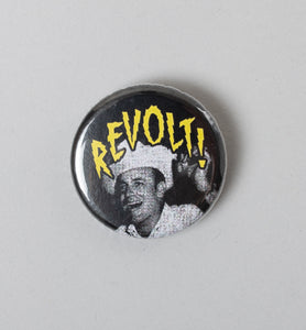Center for Public Secrets Revolt! Button