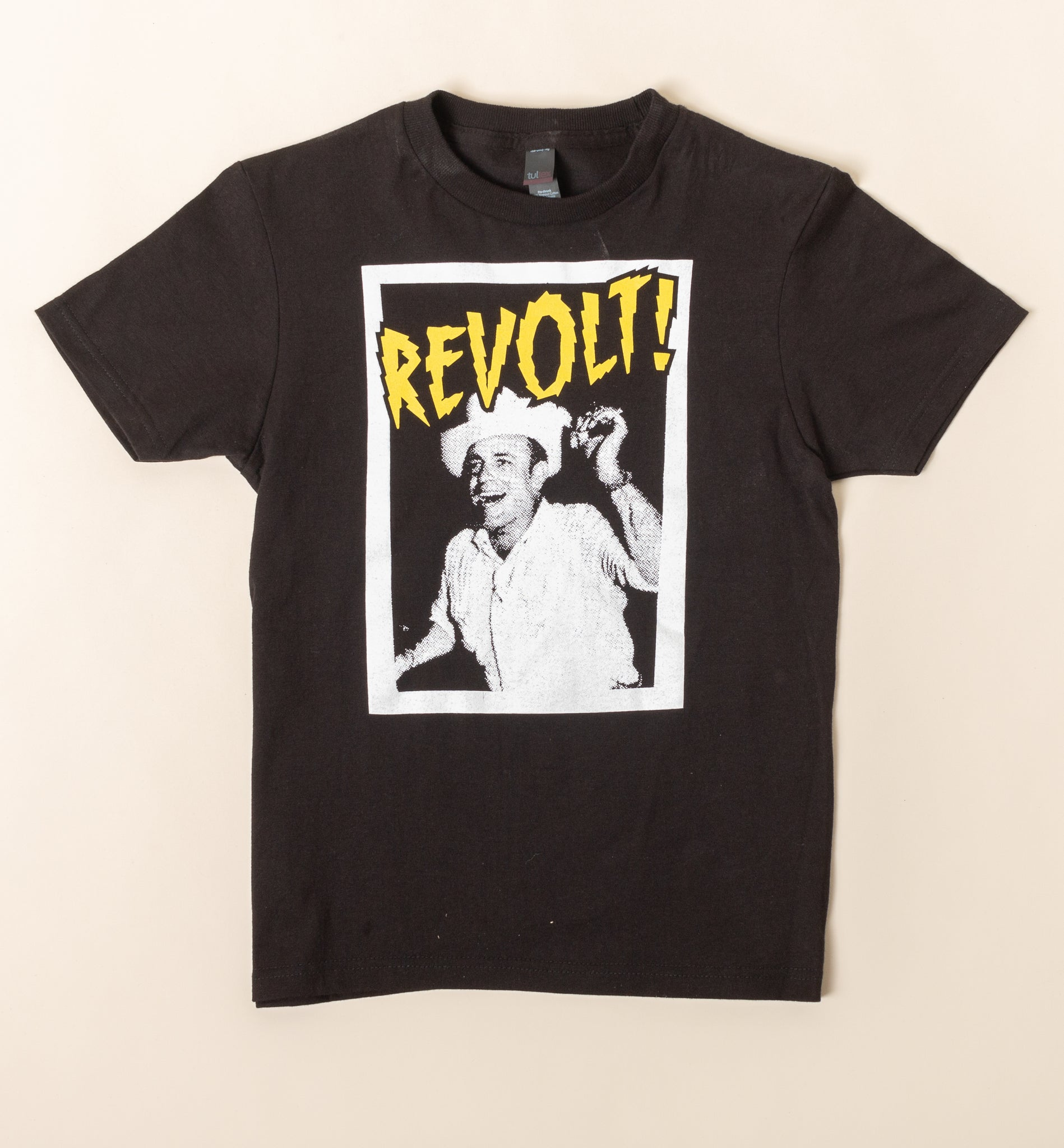 Kid's CfPS Revolt! T-Shirt - Black