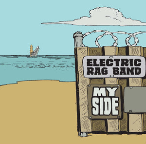 Electric Rag Band - My Side CD
