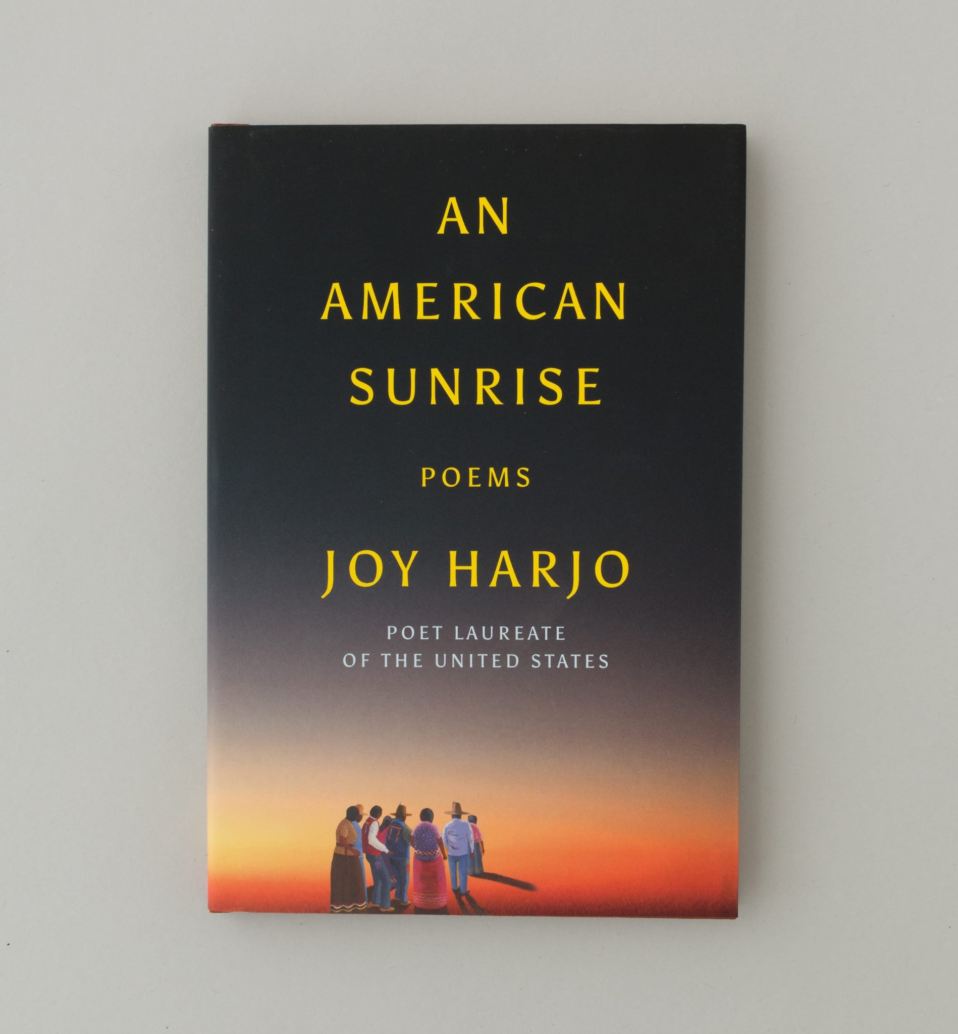 An American Sunrise (Poems) by Joy Harjo