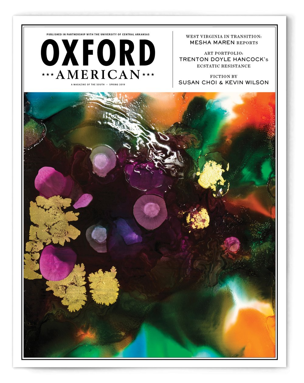 Oxford American Magazine - Spring 2019