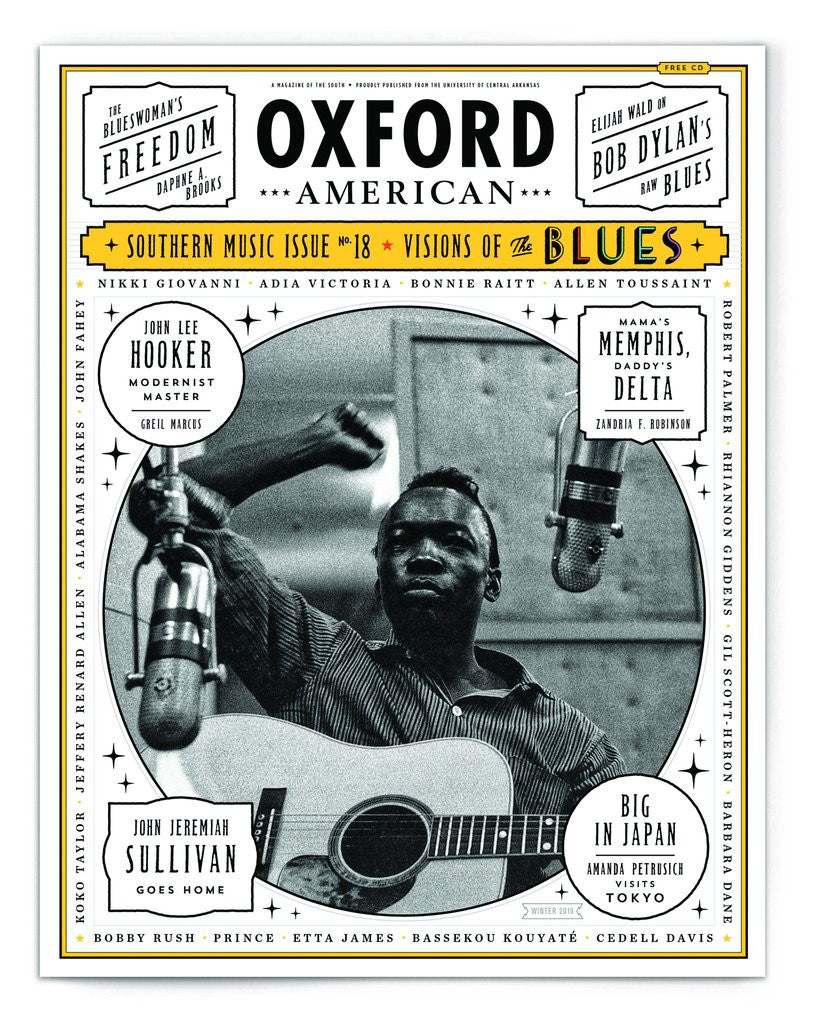 Oxford American - 2016 Music Issue