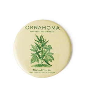 Okrahoma Button