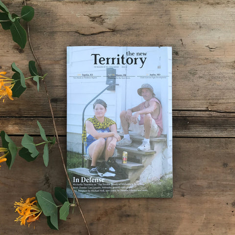 "The New Territory Magazine - Issue 02 ""In Defense"""