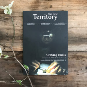 "The New Territory -  Issue 01 ""Growing Points"""