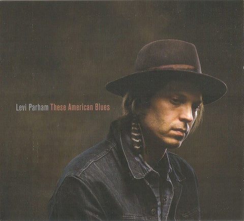 Levi Parham - These American Blues CD