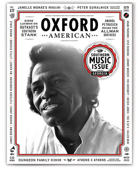 Oxford American 2015 Music Issue - Georgia