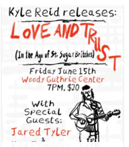 Kyle Reid - Love and Trust CD