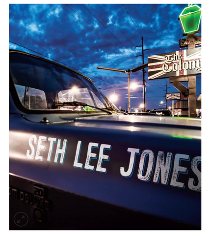 Live at The Colony by Seth Lee Jones - CD