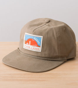 Rising Wheat Ranger Hat - Coyote Brown