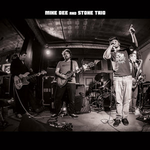 Mike Dee and Stone Trio - CD