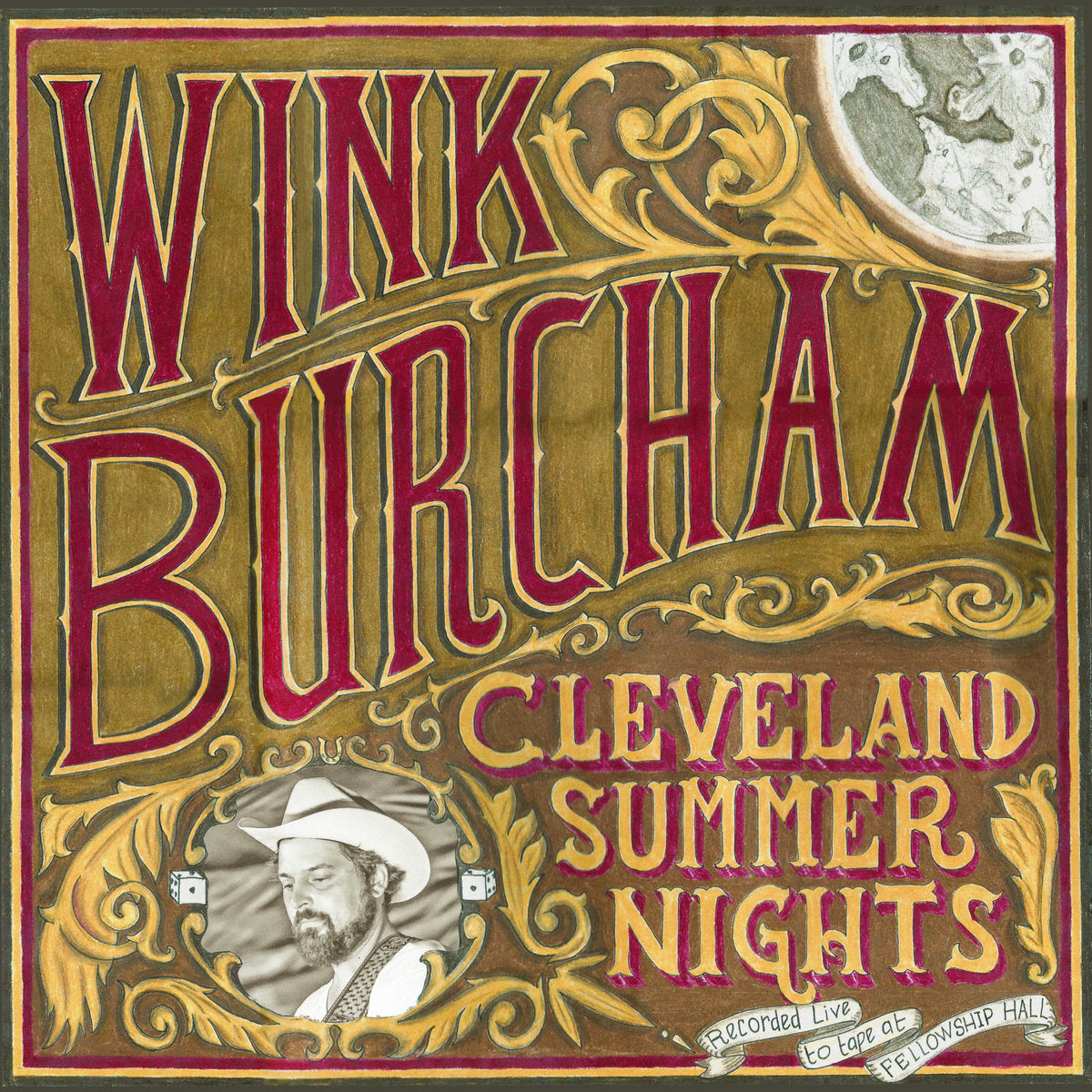 Wink Burcham - Cleveland Summer Nights CD