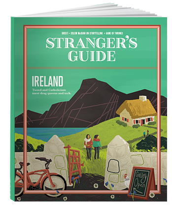 Stranger's Guide - The Ireland Issue