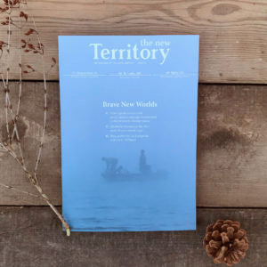 "The New Territory - Issue 05 ""Brave New Worlds"""