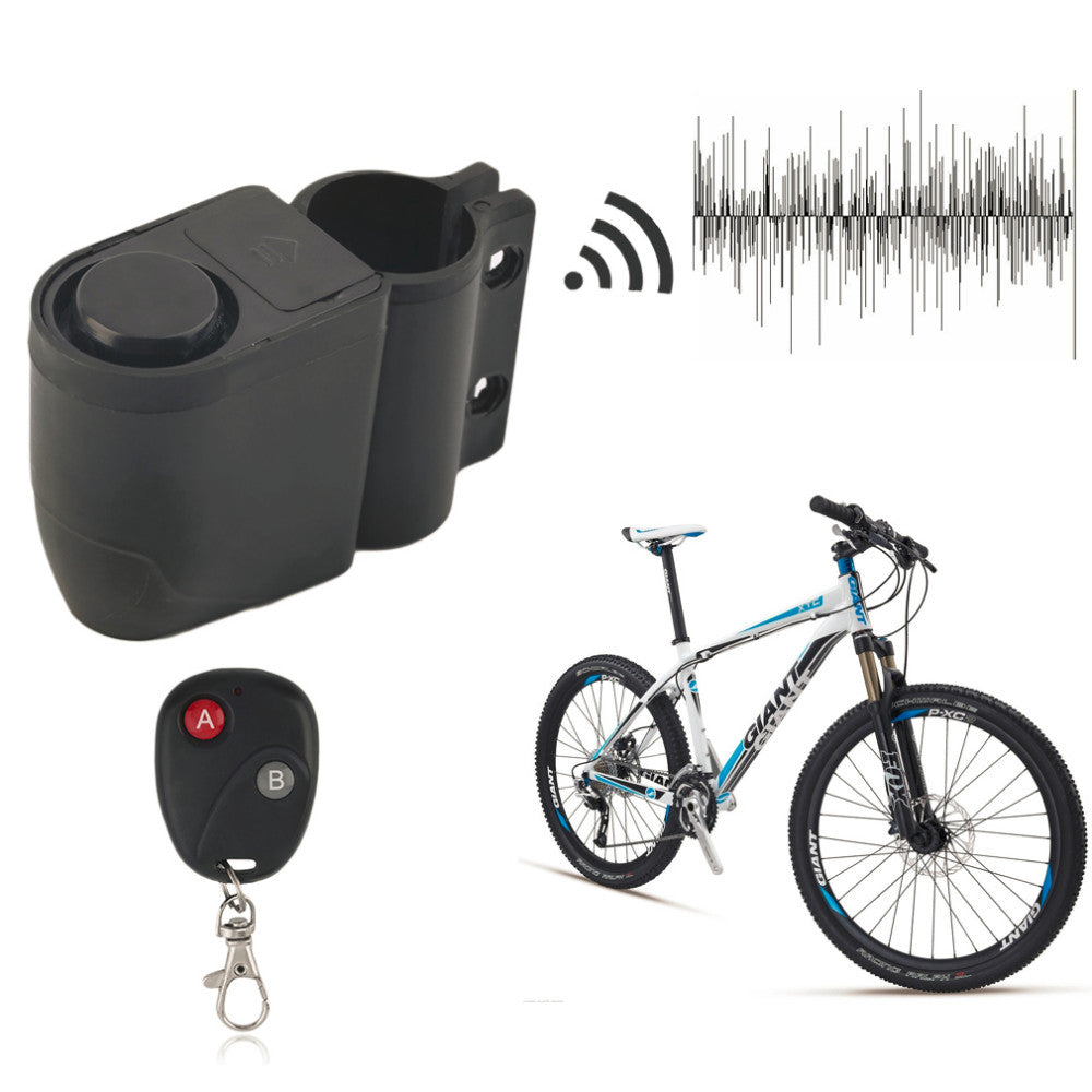 Bicycles: Bike Security - Anti Theft Alarm