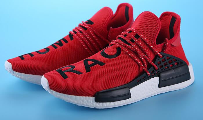 "Mens Shoes: Pharrell Williams ""Human Race"""