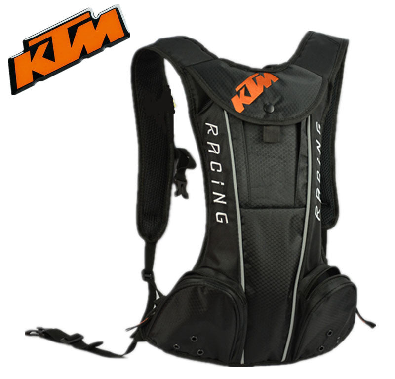 Backpack - KTM Style - Motorcycle / Cycling