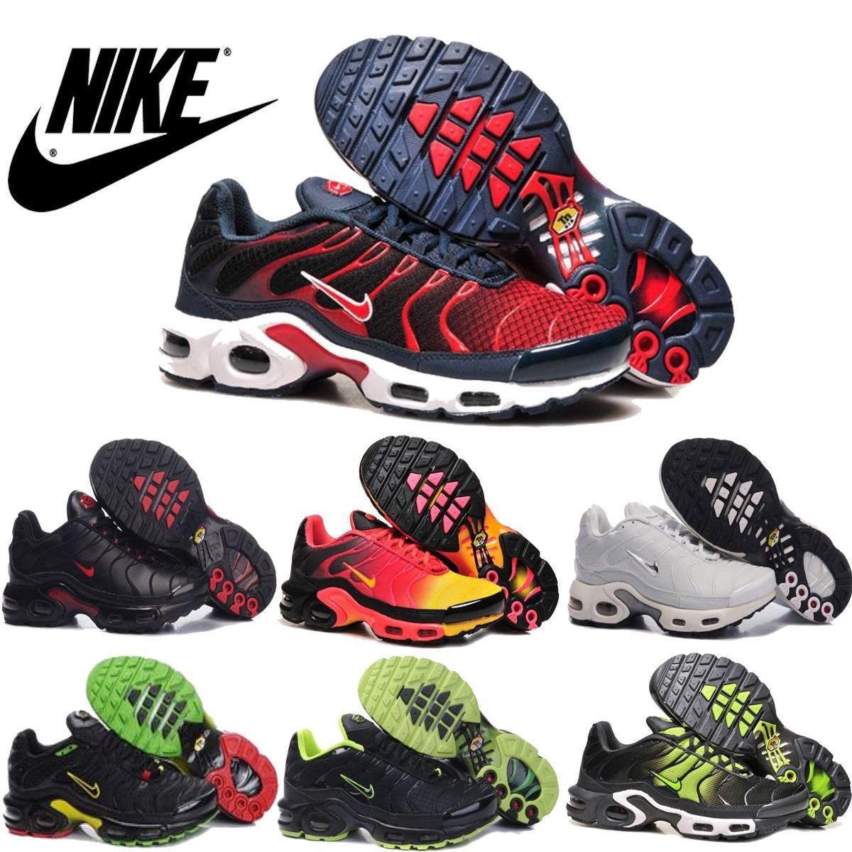Mens Shoes: Nike Air Max (Tn) Running Shoes