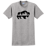 BUFFALO SKYLINE - Short Sleeve T-shirt