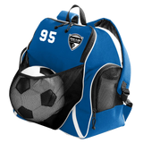 "GISC ""Soccer Bag"" w/ Number Add-on"