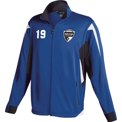 "GISC ""Warm-Up"" Jacket w/ Number Add-on"