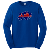 "BUFFALO SKYLINE ""SPECIAL EDITION"" - Long Sleeve T-Shirt"