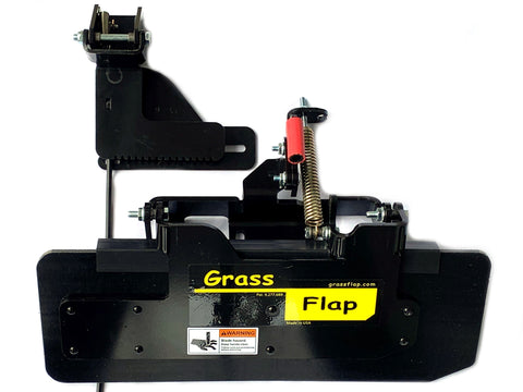 GF3-6250-5L Heavy-Duty GrassFlap with SEL Pedal