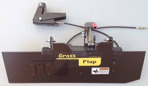 GF3-11070-5 Heavy-Duty GrassFlap with SE Pedal