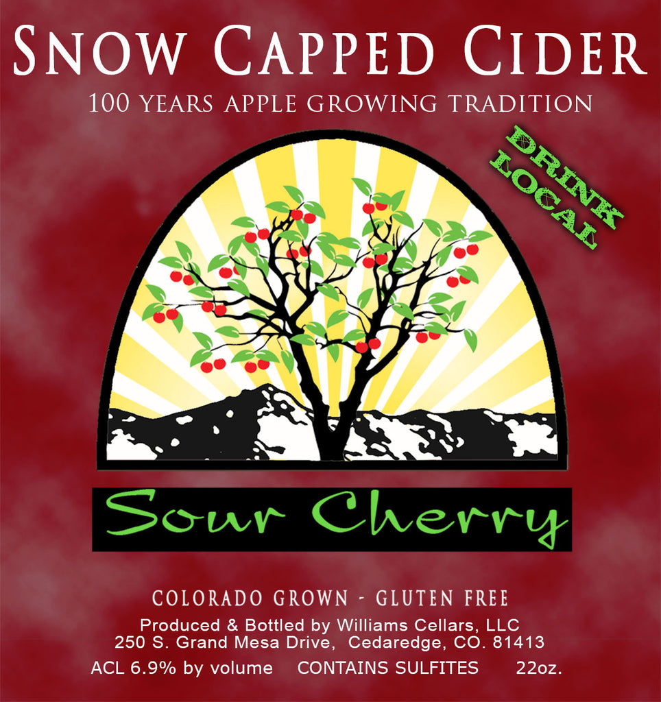 Sour Cherry - 6 Pack