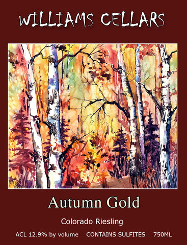 Autumn Gold Riesling