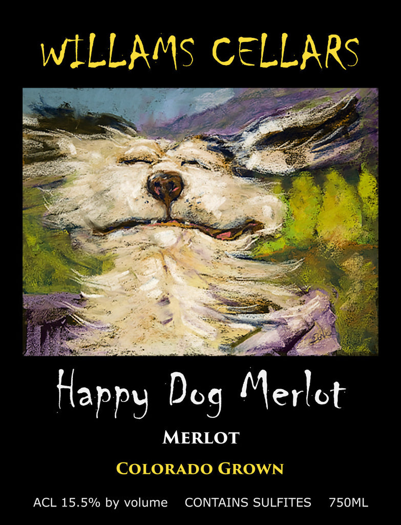 Happy Dog Merlot