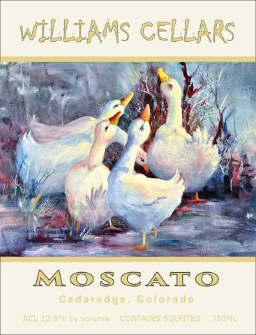 Five Geese Moscato