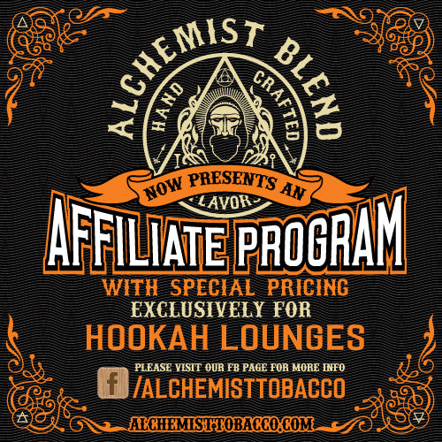 Affiliate Program with Special Pricing for Hookah Lounges
