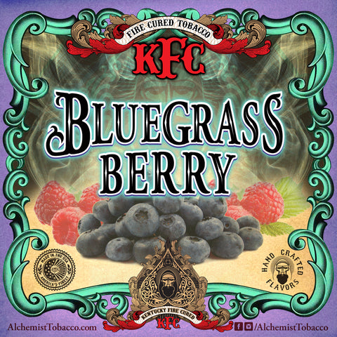 Bluegrass Berry - KFC - Alchemist Tobacco