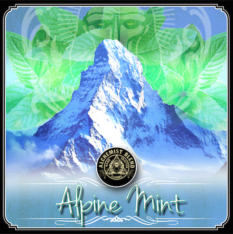 Alpine Mint - Original - Alchemist Tobacco