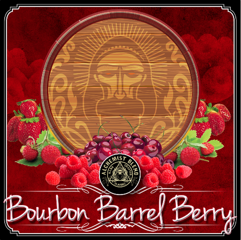 Bourbon Barrel Berry - Original - Alchemist Tobacco