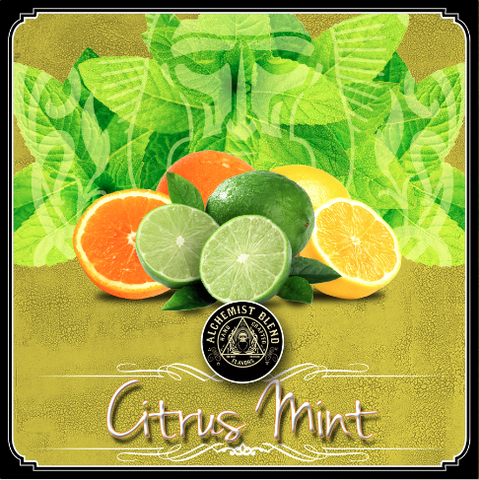 Citrus Mint - Original - Alchemist Tobacco
