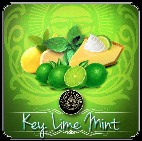 Key Lime Mint - Original - Alchemist Tobacco