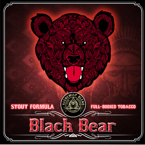 Black Bear - Stout - Alchemist Tobacco