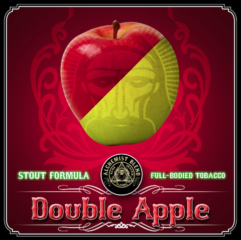 Double Apple - Stout - Alchemist Tobacco