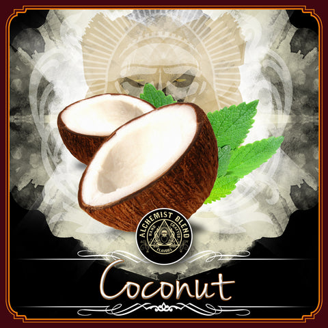 Coconut - Straight - Alchemist Tobacco