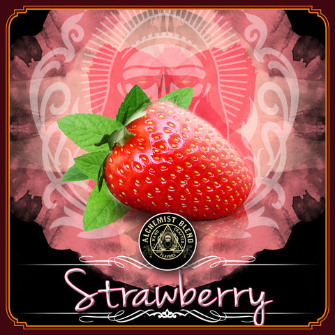 Strawberry - Straight - Alchemist Tobacco