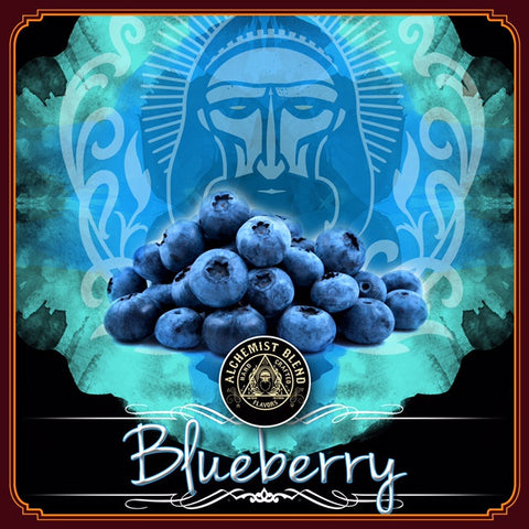 Blueberry - Straight - Alchemist Tobacco