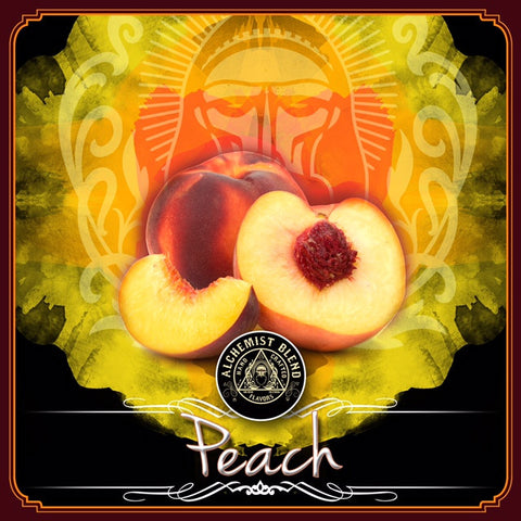 Peach - Straight - Alchemist Tobacco