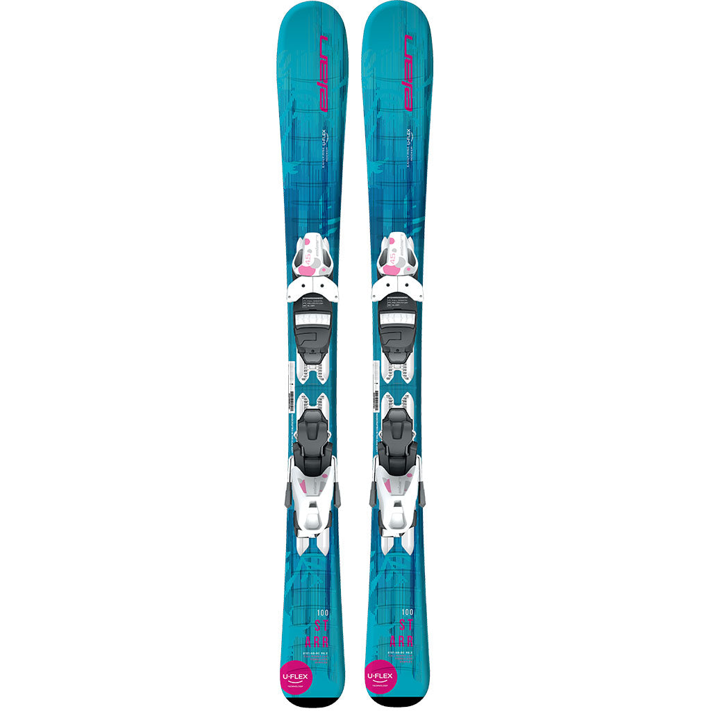 Elan Starr (4.5) Girls System Skis 2019