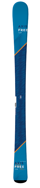 Axis Free Team (System Binding) Skis Kids 2021